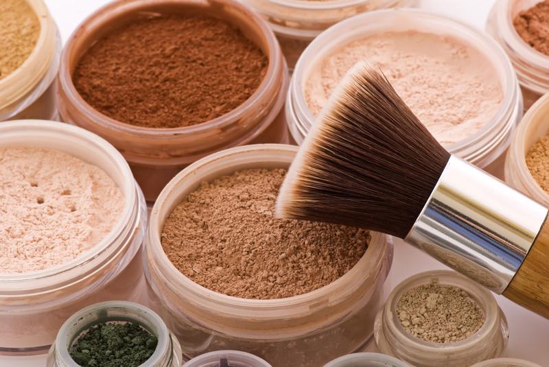 homemade powder foundation