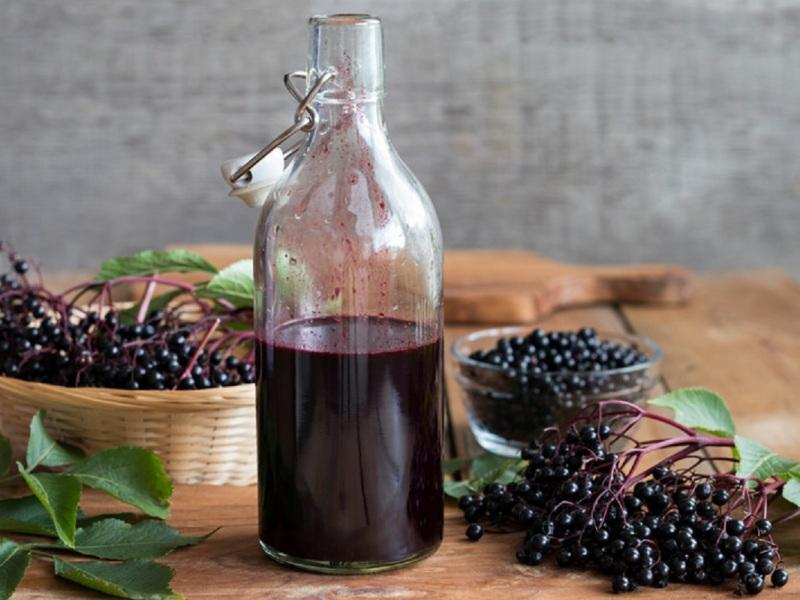 Elderberries, Herbal Teas, Sage Hill Botanicals, sagehillbotanicals.com