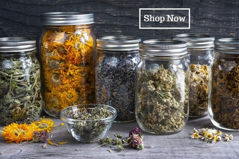 Herbal Teas and Spices, Sage Hill Botanicals, sagehillbotanicals.com