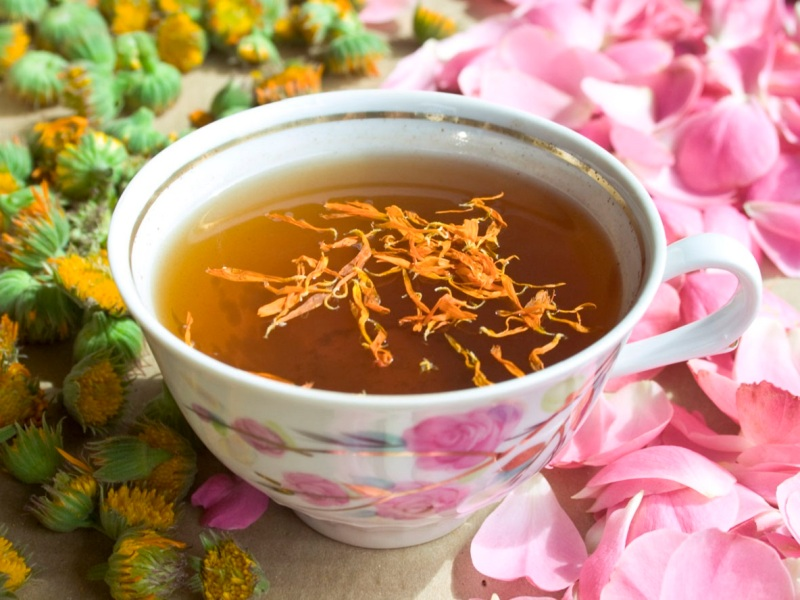Herbal Teas, sagehillbotanicals.com